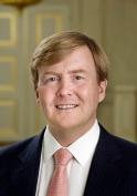 DEN HAAG - Portret Prins Willem-Alexander in Paleis Noordeinde in Den Haag.