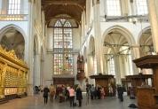 Nieuwe Kerk binnen 5