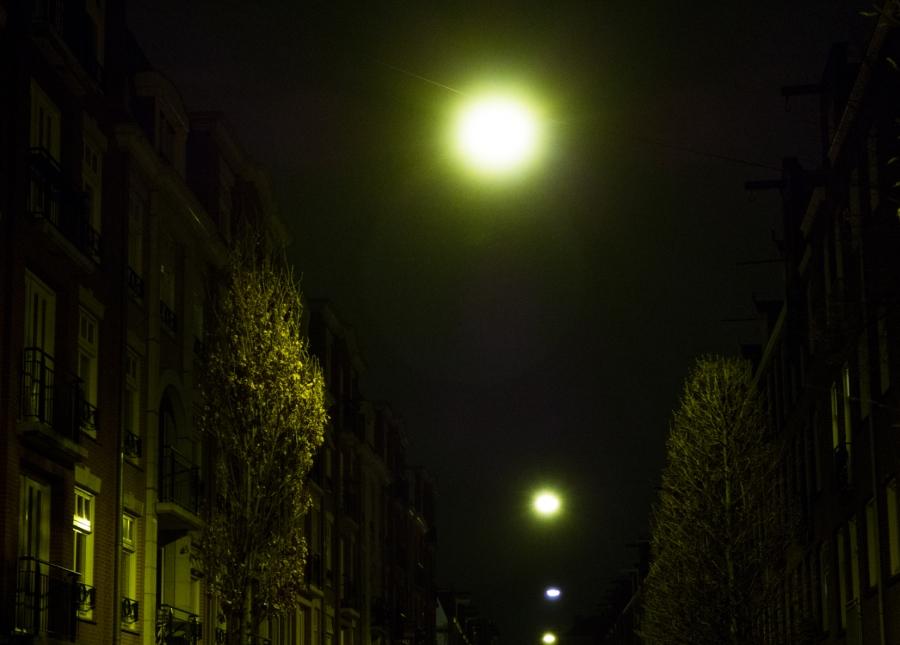 De Pijp in the night