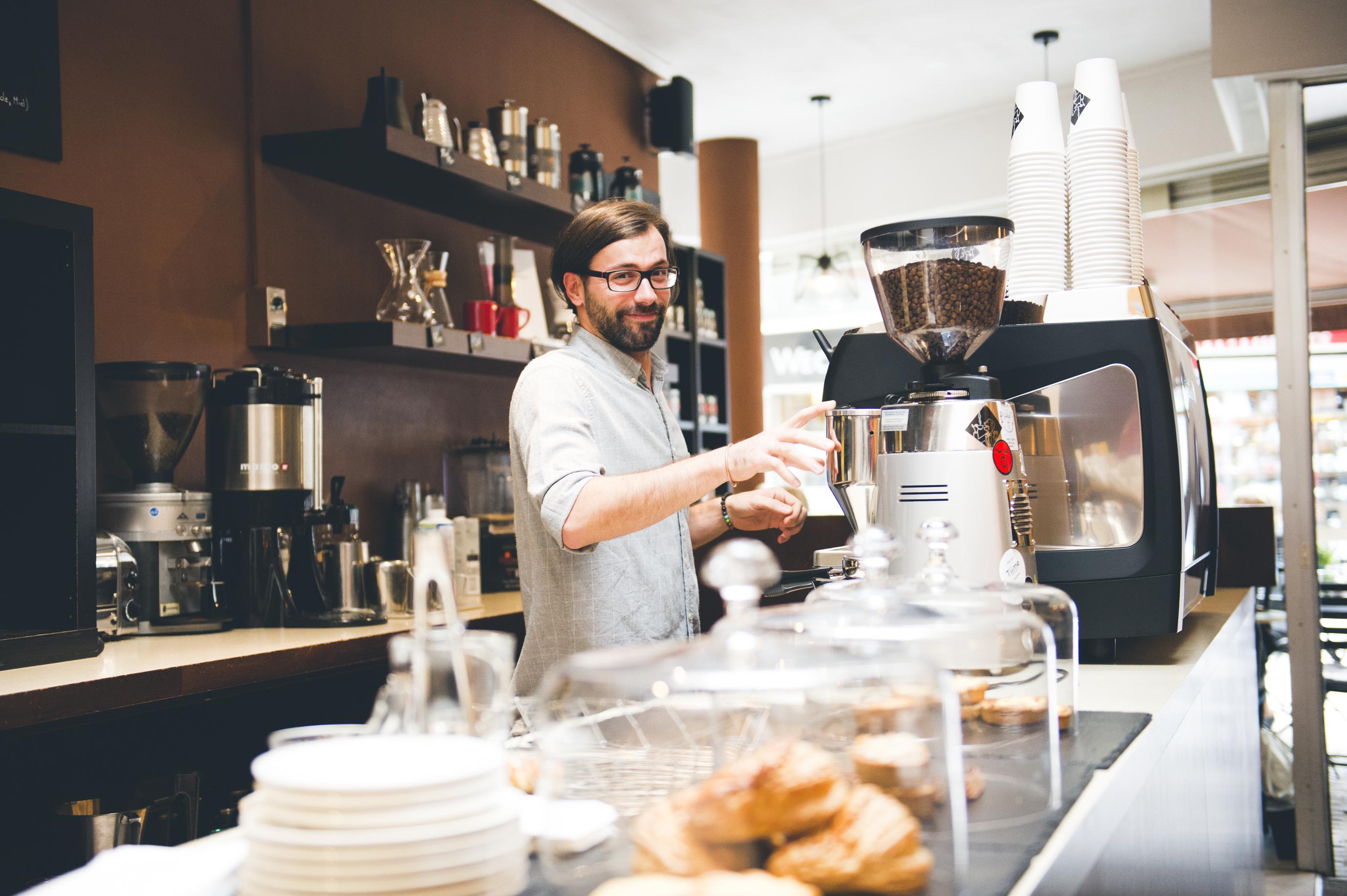 Coffee Shop Knopes SA